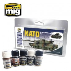 SET DE ENVEJECIDO DE LA OTAN