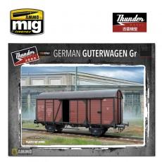 GERMAN GUTERWAGEN Gr