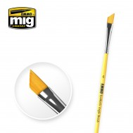 6 SYNTHETIC ANGLE BRUSH