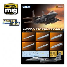 1/48 F-15E Strike Eagle Dual-Roles Fighter