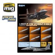 1/48 F-15E Strike Eagle Dual-Roles Fighter