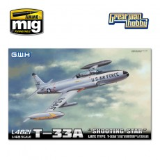 1/48 T-33A LATE VERSION