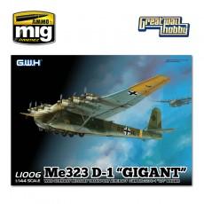 """1/144 WWII LUFTWAFFEN MESSERSCHMITT Me 323 D-1 """"Gigant"""""""