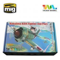 Cute Japanese KI84r (Contiene piloto)