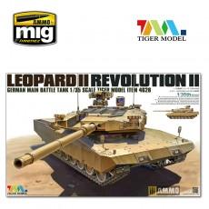 1/35 LEOPARD II REVOLUTION II MBT