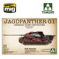1/35 Jagdpanther G1 Late Production Sd.Kfz.173