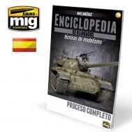 ENCICLOPEDIA DE BLINDADOS VOL. 6 - PROCESO COMPLETO (Castellano)
