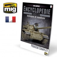 ENCYCLOPEDIA OF ARMOUR MODELLING TECHNIQUES VOL. 6 -  PROCÉDÉ COMPLET (Francaise)
