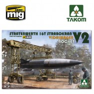 1/35 Stratenwerth 16t Strabokran 1944/45 Production / V-2 Rocket/ Vidalwagen