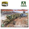 1/35 Stratenwerth 16t Strabokran 1944/45 Production & Hanomag ss100