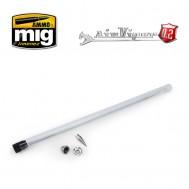 0.2 needle/nozzle refurbish kit (includes A.MIG-8628, 8665, 8666, 8668)