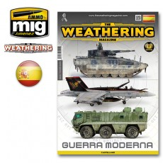 The Weathering Magazine Número 26 - GUERRA MODERNA