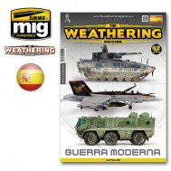 The Weathering Magazine Número 26 - GUERRA MODERNA