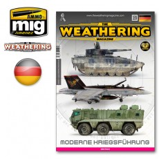 TWM Issue 25 MODERN WARFARE (German)