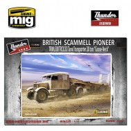 1/35 Scammell Pioneer Tank Transporter 30t