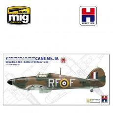 1/72 Hurricane Mk.IA - Dywizjon 303