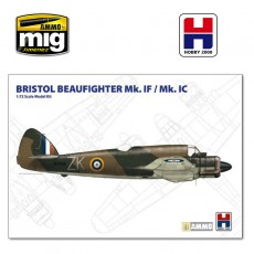 1/72 Beaufighter Mk. IF/IC