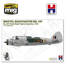 1/72 Beaufighter Mk. VIF 307 Polish Sq