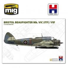 1/72 Beaufighter Mk. VIC (ITF) / VIF