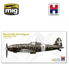 1/72 Macchi MC.202 North Africa