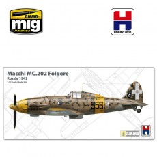 1/72 Macchi MC.202 Russia 1942