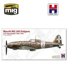 1/72 Macchi MC.202 Italy 1943
