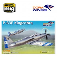 1/72 Bell P-63E-1-BE Kingcobra