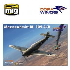 1/72 Messershmitt Bf.109 A/B  Legion Condor