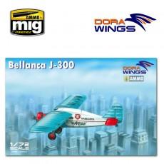 """1/72 Bellanca J-300 (""""Liberty""""+""""Warsaw"""")"""