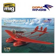 """1/72 Savoia-Marchetti S.55 """"Record flights"""""""