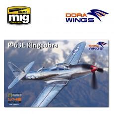 1/48 Bell P-63E-1-BE Kingcobra
