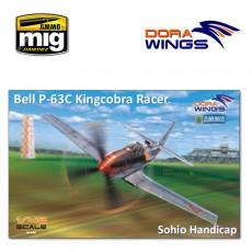 1/48 Bell P-63C Kingcobra Racer
