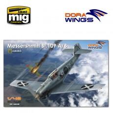 1/48 Messershmitt Bf.109 A/B  Legion Condor