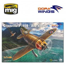 "1/48 Granville P-45B ""Bee Killer"" (What if..?)"
