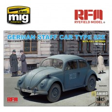 1/35 GERMAN TAFF CAR TYPE 82E