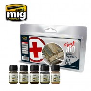 FIRST AID BASIC PIGMENTS