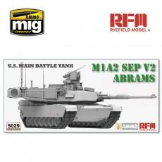 1/35 M1A2 SEP V2 ABRAMS