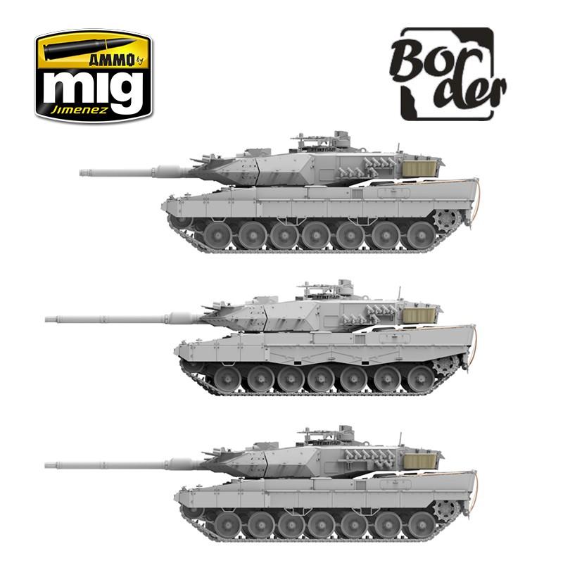 border model leopard 2 a5/a6에 대한 이미지 검색결과