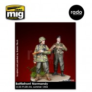 1/35 Battlefront Normandy:12.SS-Pz.Div. HJ, summer 1944