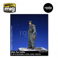1/35 After the Battle: BW-SS Panzergrenadier w/G43, 1944/45