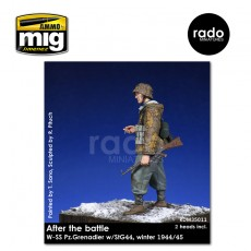 1/35 After the Battle: W-SS Panzergrenadier w/StG44, 1944/45
