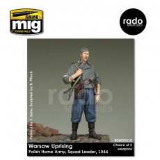 1/35 Polish Home Army Squad Leader, 1944