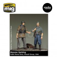 1/35 Home Army Assault Group, 1944