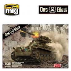 """1/35 Borgward IV Panzerjäger """"Wanze"""""""