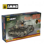1/16 Panzer I Ausf. A Breda, Spanish Civil War light tank