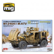 1/35 M-ATV (MRAP ALL TERRAIN VEHICLE) M1024A1