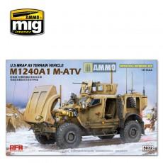 1/35 M-ATV (MRAP ALL TERRAIN VEHICLE) M1024A1