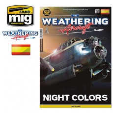 The Weathering Aircraft Número 14. NIGHT COLORS (Castellano)