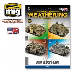 The Weathering Magazine Issue 28: FOUR SEASONS (English)
