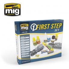 FIRST STEPS SET